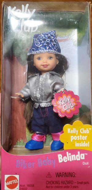 Kelly Club Biker Baby Belinda Doll by Mattel for Sale in Pasadena, TX