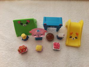 Shopkins Mixed Lot 10 Figures for Sale in Houston, TX