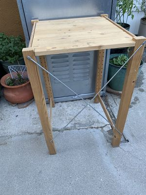 """Work table 18x20"""" 29"""" height for Sale in Glendale, CA"""