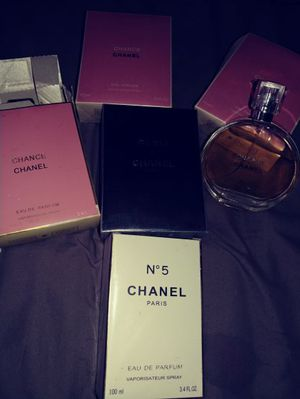 Chanel perfume and cologne for Sale in Baltimore, MD