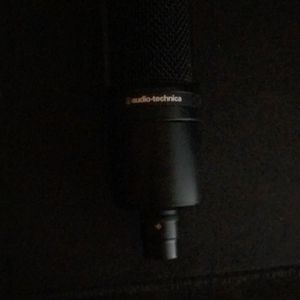 AT2020 Microphone for Sale in Katy, TX