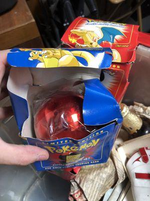 Pokemon pokeballs collectors items for Sale in Fairfield, CA