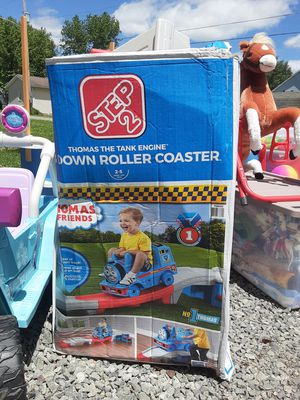 Thomas the train rollercoaster for Sale in Cranberry Township, PA
