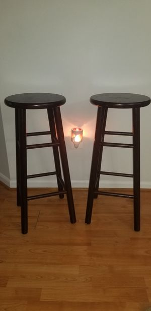 Wooden Stools for Sale in Germantown, MD