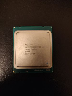 Xeon E5-1620 v2 for Sale in Aberdeen, MS