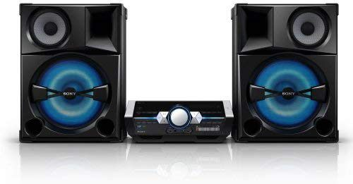 Sony stereo SHAKE 5 2400 Watt Audio System with Bluetooth and NFC