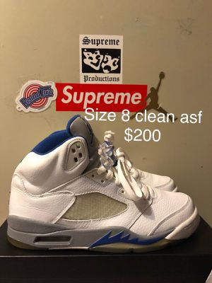 5's Stealth, Size 8 $200 for Sale in Hyattsville, MD