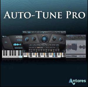 Auto tune pro bundle (no iLok needed)🙃 for Sale in Obetz, OH