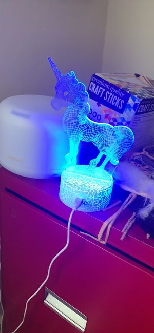 Unicorn light for Sale in Evansville, IN