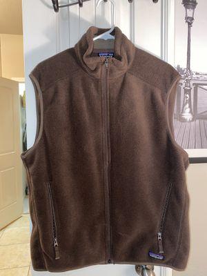 Patagonia Men's Brown Fleece Synchilla for Sale in Austin, TX