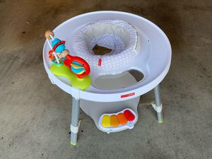 Skip Hop Activity center and toddler table for Sale in Foster City, CA