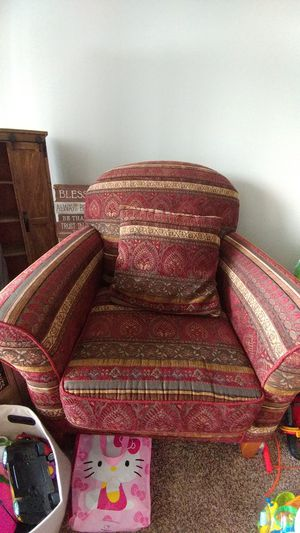 Couch, chairs for Sale in St. Charles, IL