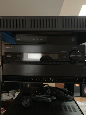 Onkyo TX-NR1008 Receiver for Sale in Rosemont, IL