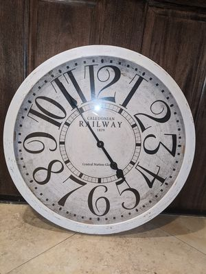 Wall clock decor for Sale in Houston, TX