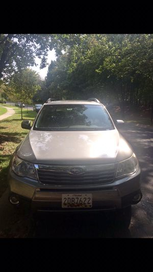 2009 Subaru Forester for Sale in Silver Spring, MD