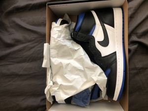 Jordan 1 royal toe size 11 for Sale in Alameda, CA