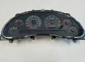 99 01 02 03 04 FORD MUSTANG 120MPH SPEEDOMETER CLUSTER MPH 3.8L V6 SPEEDO GAUGES for Sale in Springfield, VA