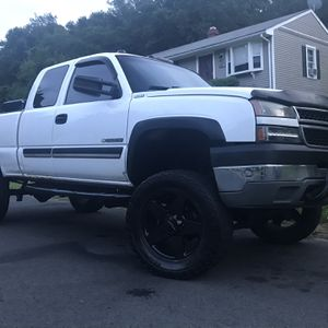 Rims And Tires Chevrolet Silverado for Sale in Beacon Falls, CT
