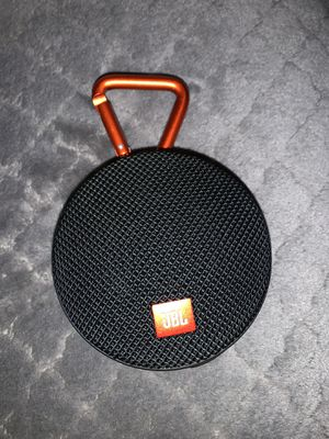 JBL Clip 2 Waterproof Ultra-Portable Bluetooth Speaker-Black. for Sale in Hanford, CA