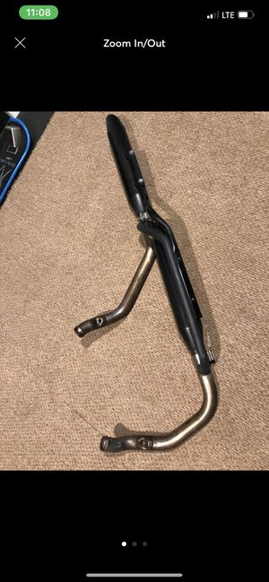 2017 Harley Davidson Forty Eight Original Exhaust for Sale in Gaithersburg, MD