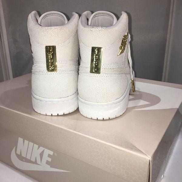 Nike Air Jordan 1 Pinocle Sneakers