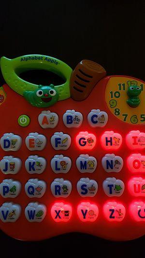 Vtech Alphabet Apple for Sale in Little Chute, WI