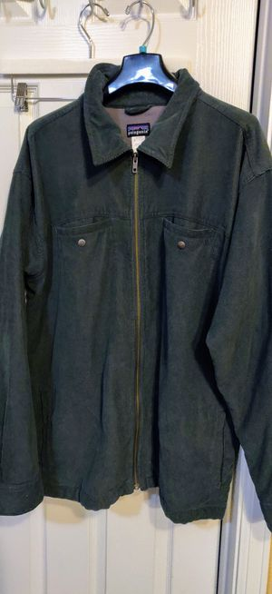 Men's xl Patagonia shirt jacket for Sale in Westminster, CO