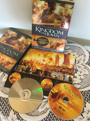 DVD - 2 disc KINGDOM of HEAVEN / Epic adventure film for Sale in Alexandria, VA