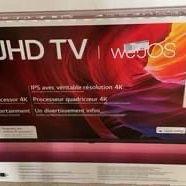 LG 55 Smart Tv for Sale in Roseville, MI