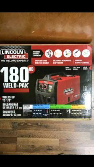Lincoln Pro HD 180 welder for Sale in Atlanta, GA