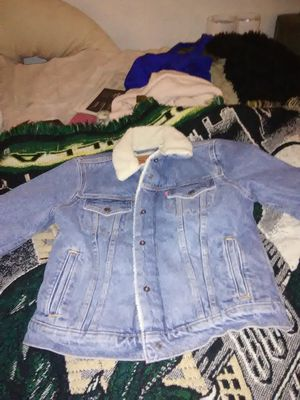 Brand new womens Levi jean jackets for Sale in Portland, OR