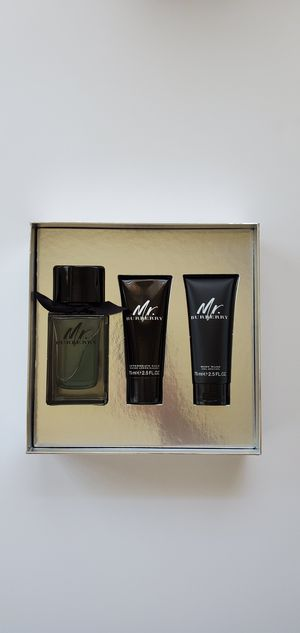 Mr. Burberry Set for Sale in South Gate, CA
