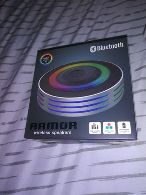 Bluetooth speaker for Sale in Visalia, CA
