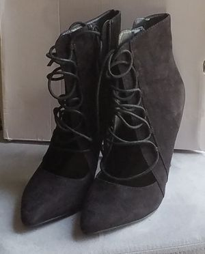 Leather Strappy Booties for Sale in Vienna, VA