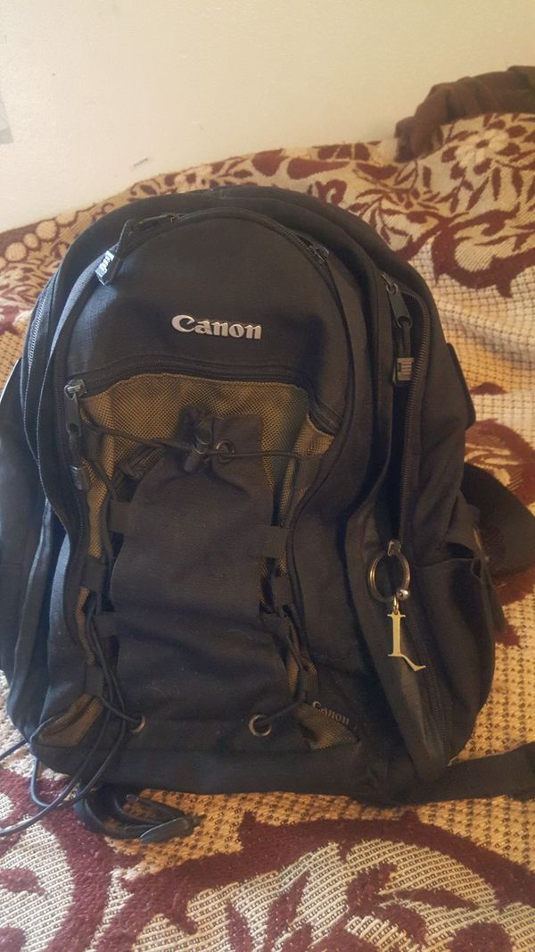 Canon Camera Travel Backpack W/ Tons of Storage Room&Compartments