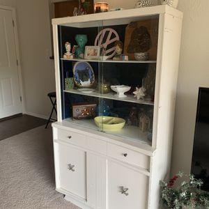 Antique Armoire Cabinet for Sale in Dallas, TX