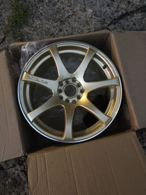RTX GOLD POWER COATED RTX RIMS for Sale in Philadelphia, PA