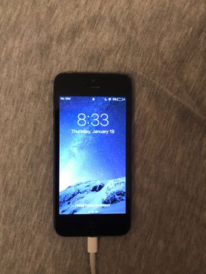 iPhone 5 16GB for Sale, used for sale  Hoboken, NJ