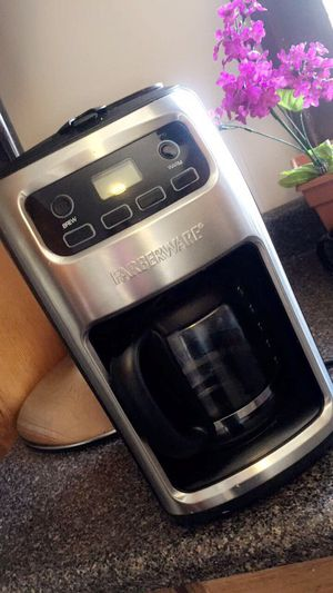 Coffee maker like new barely used for Sale in Hamtramck, MI
