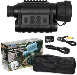 WG-50 6x50mm Digital Night Vision Infrared IR Monocular with 32G Memory and Camera & Camcorder Function Takes 5MP Photo & 720p Video w/1300ft range for Sale in Syosset, NY
