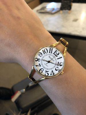 Alice in Wonderland Style Armitron Watch for Sale in Detroit, MI