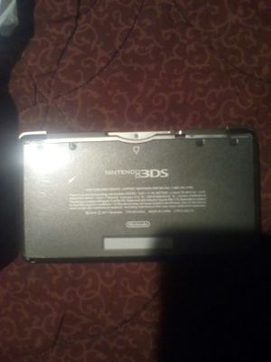 Nintendo 3DS with five games for Sale in Fresno, CA