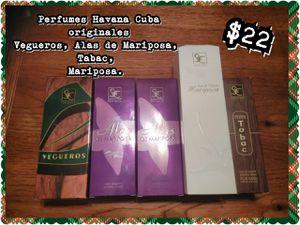 Havana Cuba Original Fragrances (Perfume) for Sale in Tampa, FL