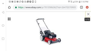 Toro Recycler Lawnmower ×××1 year: minimal use: still under warranty for Sale in Cleveland, OH