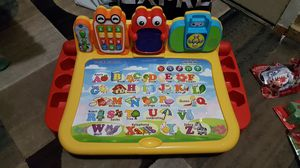 Vtech learning table top for Sale in New York, NY
