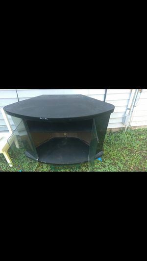 Free black tv standy and more stuff for Sale in Evansville, IN