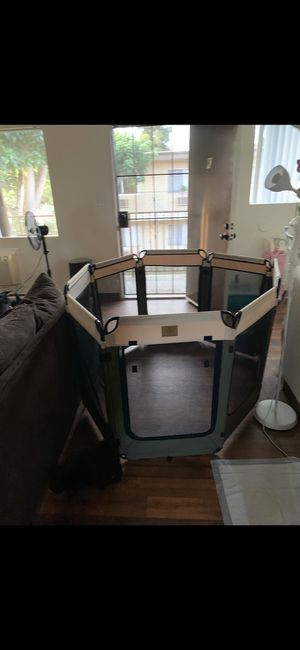 Dog playpen for Sale in San Diego, CA