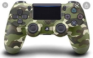 PS4 controller camouflaged Gen 4 for Sale in Charlotte, NC