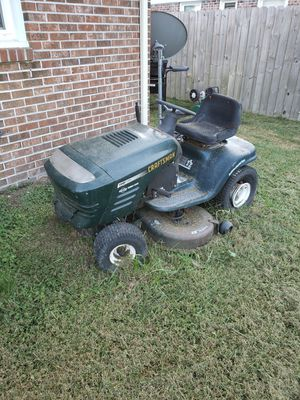 Craftsman riding lawn mower for Sale in Chesapeake, VA