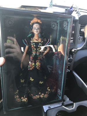 Barbie Day of the dead. for Sale in Kyle, TX
